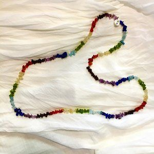 Accessories - Chakra Bead Necklace